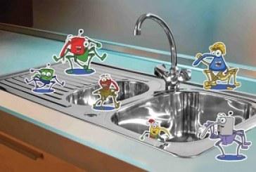 میکروب ها در ۹ مکان خانه تان مخفی شده اند که نمی دانید!!