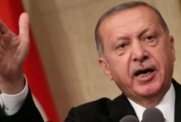 اردوغان آمریکا را تهدید کرد