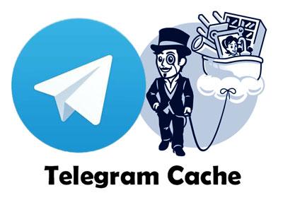 تلگرام کچ