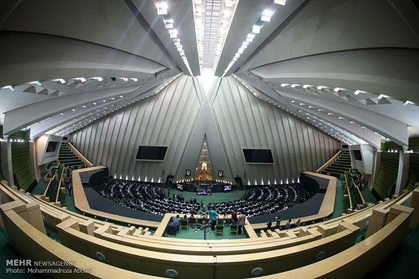 درگیری لفظی نمایندگان مجلس