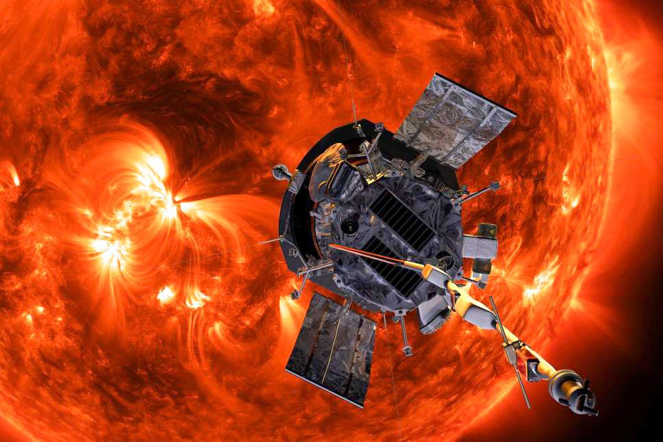عملیات اعجاب انگیز ناسا