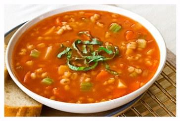 دستور تهیه سوپ جو + معرفی انواع سوپ جو