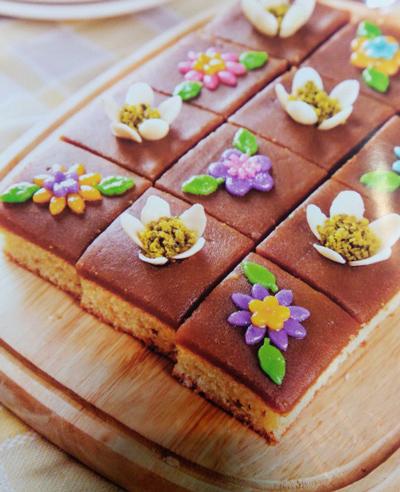 کیک حلوایی