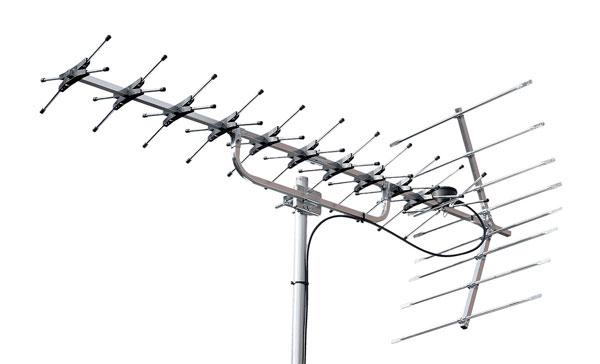 جهت آنتن تلویزیون در تهران