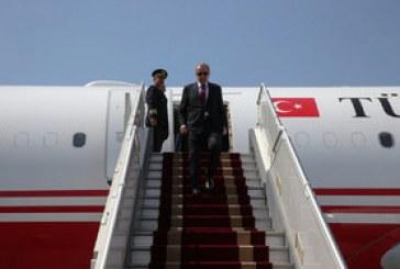 ورود روسای جمهور ترکیه و روسیه به تهران