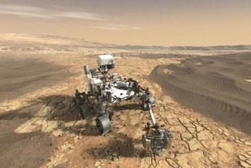 نرم افزار شناسایی محل فرود کاوشگران مریخ