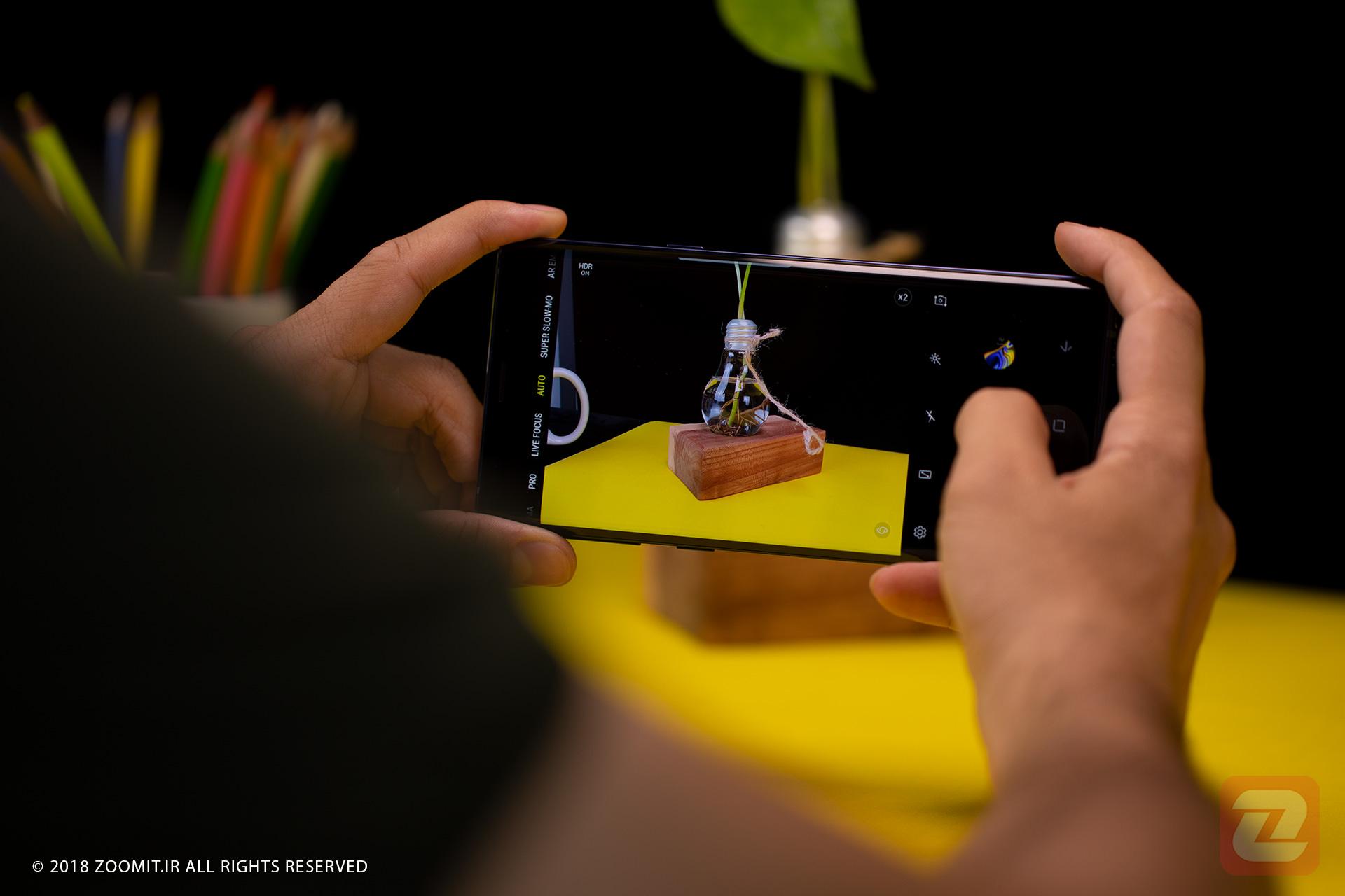 گلکسی نوت 9 / Galaxy Note 9