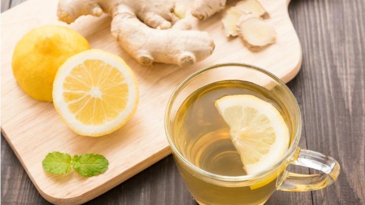 زنجبیل و لیمو