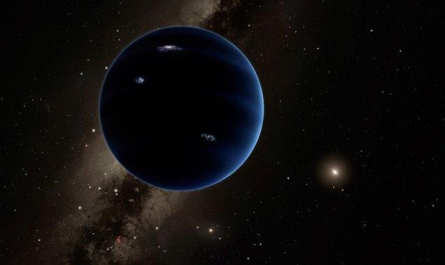 سیاره اسرار آمیز