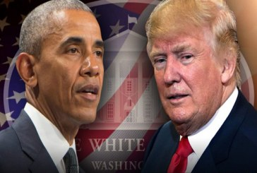 اولین تقابل جدی اوباما با ترامپ پس از ۲۰ ماه
