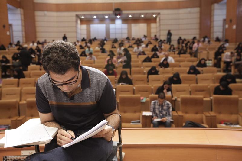 آزمون شفاهی دانشنامه