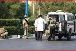 وقوع حمله تروریستی در رژه نیروهای مسلح در اهواز