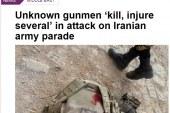 حمله تروریستی اهواز+عکس