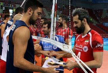 تیم ملی والیبال ایران آخرین دیدار خود در مسابقات قهرمانی مردان جهان را مقابل امریکا واگذار کرد.