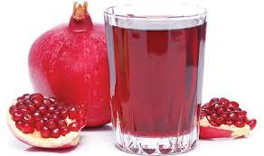تأثیر آب انار بر هموگلوبین قرمز خون