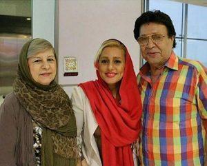 عکس خانوادگی حسین عرفانی