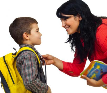 والدین دارای کلاس اولی