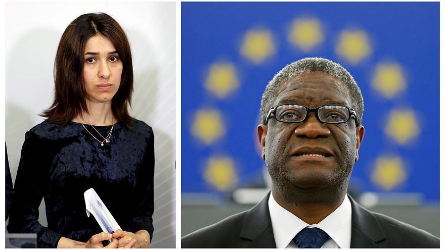 جایزه صلح نوبل 2018