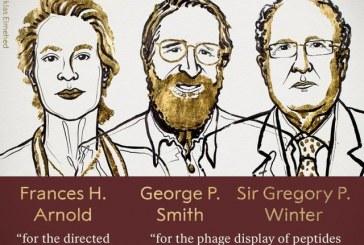برندگان نوبل شیمی ۲۰۱۸ معرفی شدند