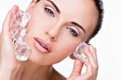 یخ درمانی برای زیبایی پوست