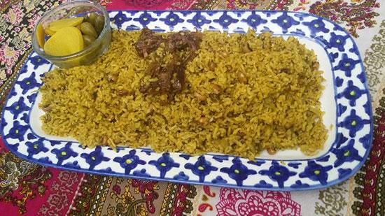 دمپخت سبزیجات شیرازی