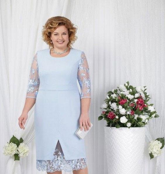 لباس مجلسی سایز بزرگ 7