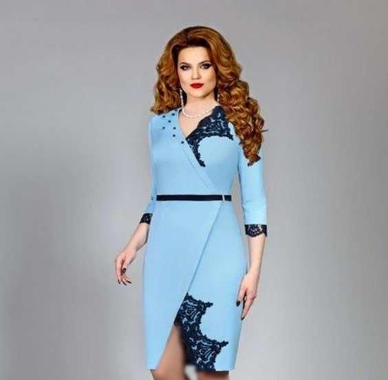 لباس مجلسی سایزبزرگ 8