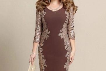 گلچینی از لباس مجلسی سایز بزرگ زنانه