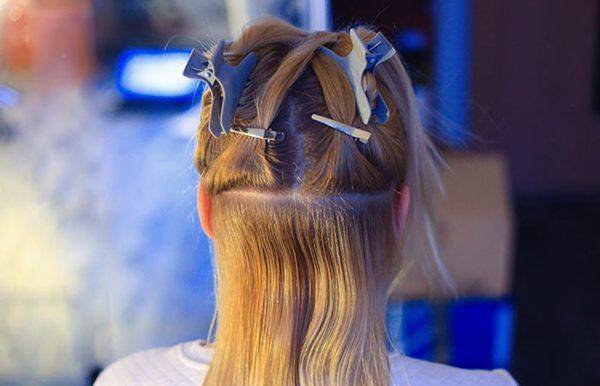 کلیپس نگهدارنده مو