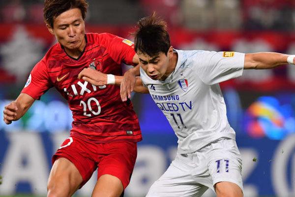 تیم فوتبال کاشیما آنتلرز ژاپن