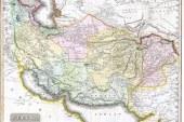 سرزمین های جدا شده از ایران در طول ۱۹۶ سال گذشته