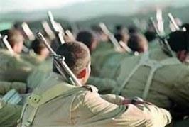 معافیت ۲ تا ۶ ماهه برای سربازانی که دچار بیماری میشوند
