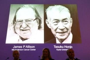 برندگان نوبل پزشکی ۲۰۱۸ معرفی شدند