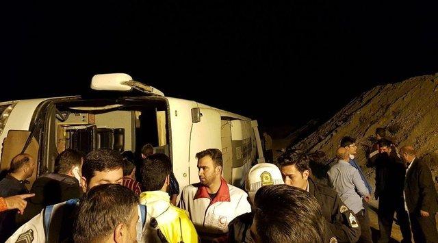 اتوبوس زائران کرمانشاهی