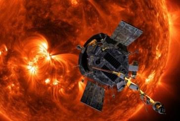 """""""پارکر"""" به نزدیکترین فاصله تاریخ بشر به خورشید رسید"""