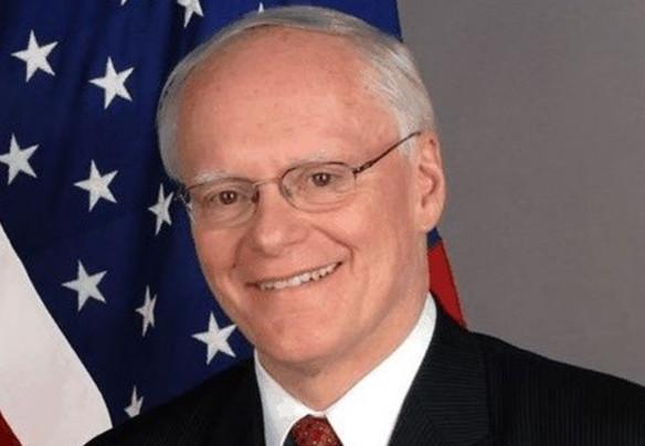 جیمز جفری