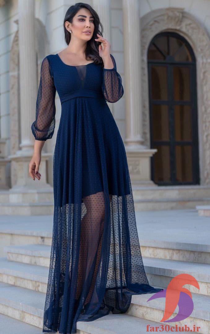 لباس شب طوری