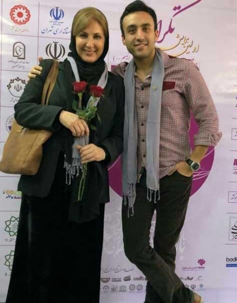 بیوگرافی فاطمه گودرزی و خواهرش فتانه ، جدایی فاطمه گودرزی از همسرش