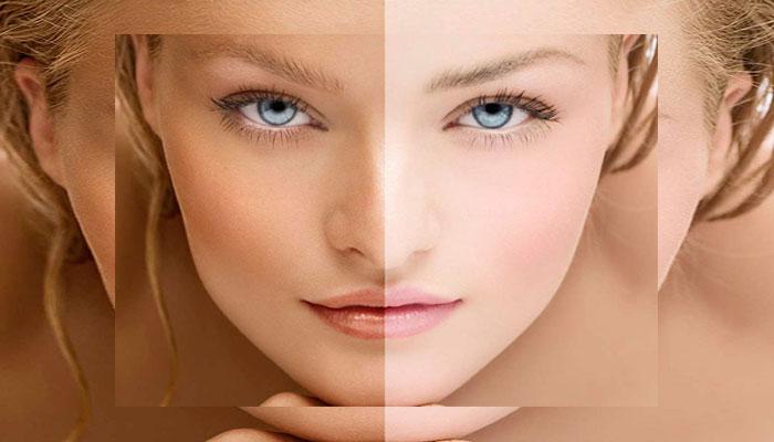 شفافیت و زیبایی پوست
