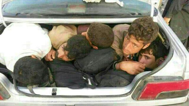 افغانی ها