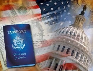 پاسپورت آمریکا