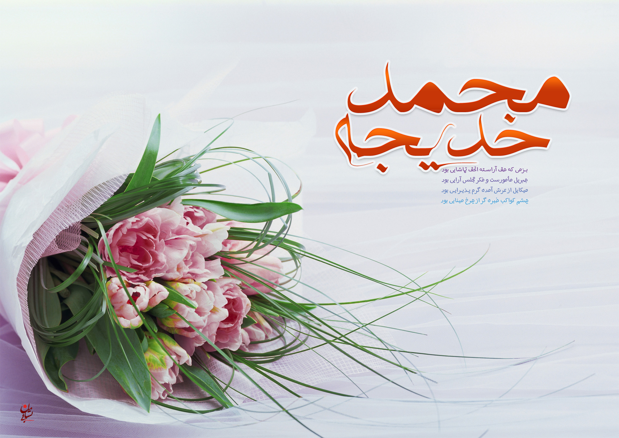 ازدواج حضرت خدیجه (س) با حضرت محمد (ص)