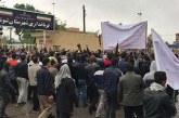 چهارنفر در جریان اعتراضات هفتتپه بازداشت شدند
