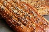روش تهیه نان بربری فانتزی در منزل