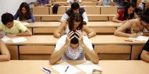 اضطراب امتحان