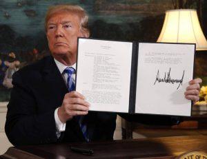 توافقنامه بهتر ترامپ با ایران
