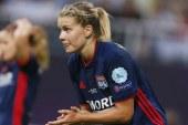 هگربرگ، برنده توپ طلای فوتبال زنان در سال ۲۰۱۸ شد