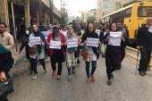 راهپیمایی کارگران گروه ملی فولاد ایران ادامه دارد