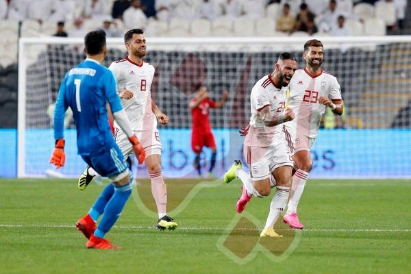 بازی ایران و یمن در جام ملت های آسیا 2019