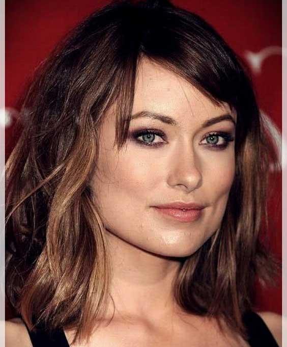 مدل موی زنانه مربعی شکل